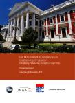 THE PARLIAMENTARY HANDBOOK ON FOREIGN POLICY LAUNCH: Strengthening Parliamentary Oversight in Foreign Policy